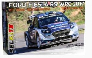 Belkits 013 Ford Fiesta RS WRC 2017Tour de Corse 2017 1/24