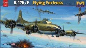 HK Models 01E05 B-17 E/F Flying Fortress 1/32