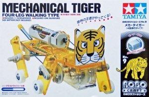 Tamiya 71109 Mechanical Tiger - Four Legged Walking Type