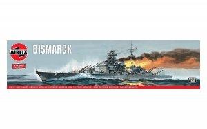 Airfix 04204V Vintage Classics - Bismarck 1/600