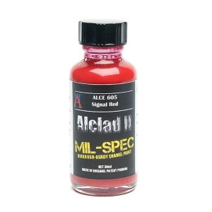 Alclad E605 Signal Red 30ml