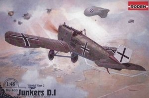 Roden 433 Junkers D.I (early)