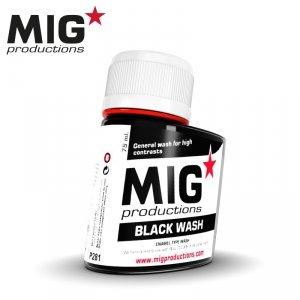 Mig Productions P281 BLACK WASH (75ML)