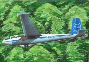 AZmodel AZ4873 LET L-13 Blanik Aeroclub Pt.3 1/48
