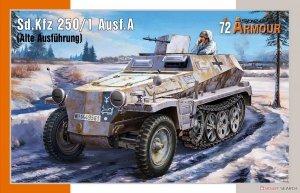 Special Armour 72019 Sd.Kfz 250/1 Ausf.A Alte Ausfuhrung 1/72
