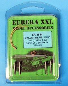 Eureka XXL ER-3544 Valentine I, II, IV, VI & VII 1:35