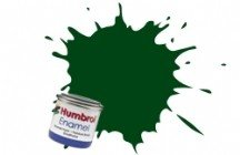 Humbrol 195 CHROME GREEN SATIN