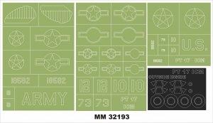 Montex MM32193  PT-17/N2S-3 1/32