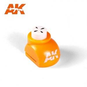 AK Interactive AK 9170 LEAVES PUNCH OAK / Liście Dębu