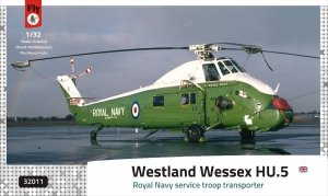Fly 32011 Westland Wessexx HU.5 (1:32)
