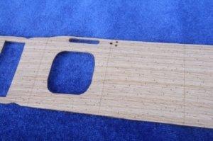 MK1 Design MD-70010 ZUIKAKU Wooden Deck for Tamiya 1/700