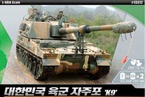 Academy 13312 ROK Army K9 SPG MCP 1/48