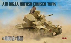 IBG WaW013 A10 Mk.Ia British Cruiser Tank 1/72
