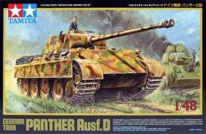 Tamiya 32597 German Tank Panther Ausf. D 1/48