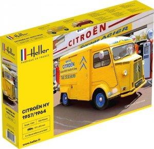 Heller 80744 Citroen HY 1957/1964 Service Citroen 1/24