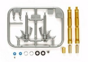 Tamiya 12657 Ducati 1199 Panigale S Front Fork Set 1/12