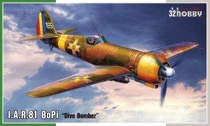 Special Hobby 32073 IAR-81 BoPi 1/32
