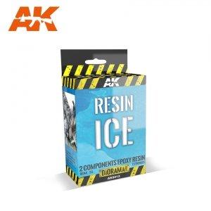 AK Interactive AK 8012 RESIN ICE 250ml