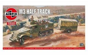 Airfix 02318V M3 Half-Track 1/76