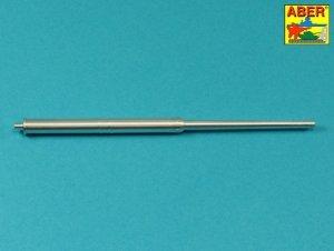 Aber 72L-73 Lufa 128mm do niemieckiego działa przeciw lotniczego Flak 40 1/72