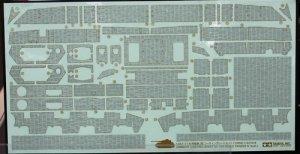 Tamiya 12650 Zimmerit Coating Sheet - Panzer IV Ausf.J (1:35)