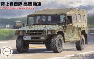 Fujimi 723174 JGSDF High Mobility Vehicle 1/72