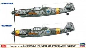Hasegawa 02259 Messerschmitt Bf109G-6 Finnish 1/72