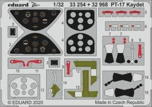 Eduard 33254 PT-17 Kaydet for RODEN 1/32
