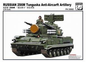Panda Hobby 35002 2S6M Tunguska Anti-Aircraft Artillery (1:35)