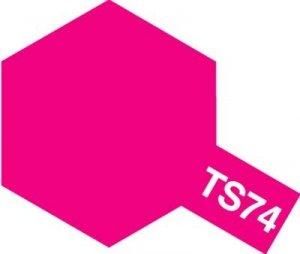 Tamiya TS74 Clear Red (85074)