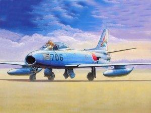 Trumpeter 01321 F-86F-40 Sabre 1/144