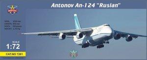 Modelsvit 7201 Antonov An-124 Ruslan 1/72