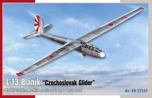 Special Hobby 72342 L-13 Blaník 1/72