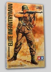 Tamiya 36303 German Elite Infatryman (1:16)