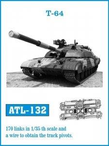 Friulmodel 1:35 ATL-132 T-64