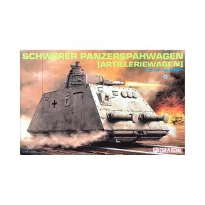 Dragon 6073 Schwerer Panzerspähwagen (Artilleriewagen) 1/35