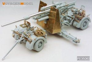 Voyager Model PE35060 WWII German 88mm Flak 36 (For DRAGON 6260) 1/35