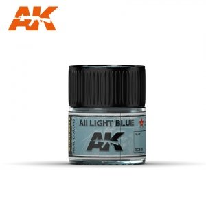AK Interactive RC310 AII LIGHT BLUE 10ML
