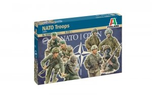 Italeri 6191 NATO TROOPS 1980s 1/72