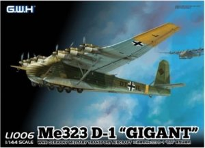 Great Wall Hobby L1006 German Messerschmitt Me323D-1 Gigant 1/144