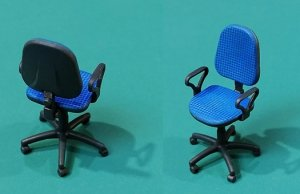 Eureka XXL E-058 office chair 1/35