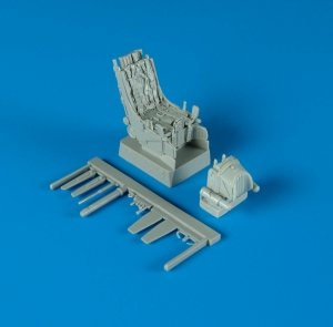 Quickboost QB32004 Su-27 ejection seat with safety belts 1/32