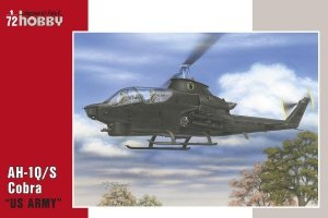 Special Hobby 72283 AH-1Q/ S Cobra US Army Turkey 1/72