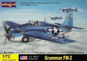 Admiral ADM7213 Grumman FM-2 (1:72)
