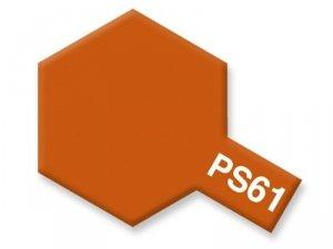 Tamiya 86061 Metallic Orange (PS61)