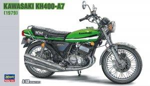 Hasegawa 21506 (BK6) KAWASAKI KH400-A7 (1:12)