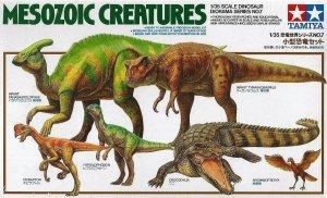 Tamiya 60107 Mesozoic Creatures