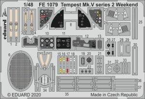 Eduard FE1079 Tempest Mk.V series 2 Weekend 1/48 EDUARD