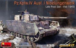 MiniArt 35342 Pz.Kpfw. IV Ausf. J Nibelungenwerk 1/35