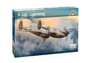 Italeri 1446 P-38J Lightning 1/72